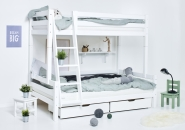 Lit Superposé évolutif Premium 120x200-90x200 H177