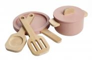 Marmite & poêle pour Cuisinière