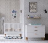Mini chambre bébé Lounge évolutive 70x140