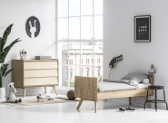 Mini chambre bébé Vintage évolutive 70x140