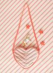 Mini sac Love Velvet
