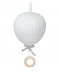 Mobile musical Balloon peacock