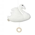 Mobile musical Cygne Swan