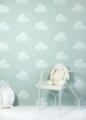 Papier peint Nuages de coton