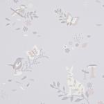 Papier Peint Secret garden