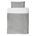 Parure de lit 100x135 Sirène Grey