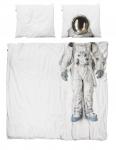 Parure de lit 200x200 Astronaute