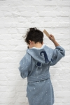 Peignoir Mrs Elephant 5-6 ans