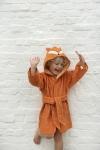 Peignoir Renard Mr Fox 5-6 ans