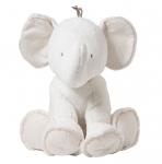 Peluche Ferdinand l'éléphant 25 cm