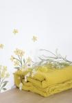 Planche de stickers Fleurs et feuillages