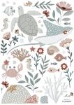 Planche de stickers Ocean Dreams