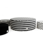 Pouf Large Soho Diamonds