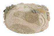 Pouf Mossy Rock