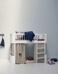 Rideaux pour lit mi-hauteur Mini +