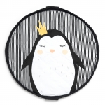 Sac tapis de jeu 3 en 1 Pinguin