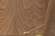 Secrétaire mural Gaston 80 - Noyer