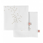 Serviette de table Lina - Lot de 2