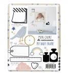 Sticker Mon cadre de naissance
