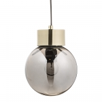 Suspension Ronde Silver