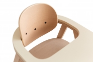 Tablette chaise haute Growing Green