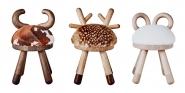 Tabouret Mouton Sheep