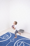 Tapis Basketball Court