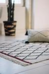 Tapis lavable Bereber Crisscross 120x170