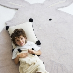 Tapis Chubby The Bunny 150x200