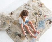 Tapis de jeu lavable Path of Nature 130x180