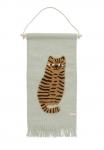 Tapis de mur Tigre Tiger