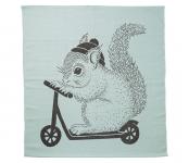 Tapis Squirrel