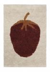 Tapis Fruiticana Fraise 80x120