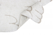 Tapis lavable Mini wings 75x100