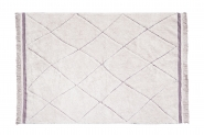 Tapis lavable RugCycled Bereber 140x200
