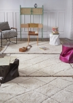 Tapis lavable RugCycled Bereber 90x130