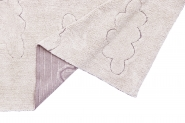 Tapis lavable RugCycled Clouds 140x200