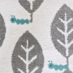 Tapis Leaves 100x150