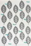 Tapis Leaves 135x190