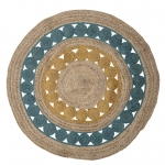 Tapis rond Marlin