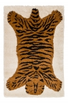 Tapis Shaggy Tigre S