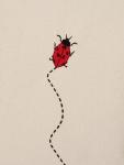 Tente enfant Ladybird