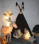 Lanterne Star M