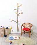 Toise adhésive Indian Tree