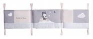 tour de lit capuchon 60x120 et 70x140cm candide file dans ta chambre. Black Bedroom Furniture Sets. Home Design Ideas