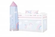 Tour Licorne pour lit Basic Hoppe