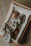 Transat pour bébé Levo - hêtre Mimosa
