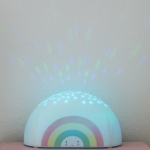 Veilleuse Projection lumineuse Arc-en-ciel