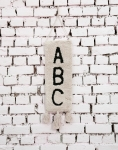 Wall hanging ABC