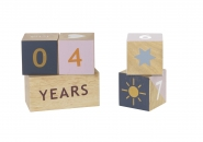 Wooden Age Blocks